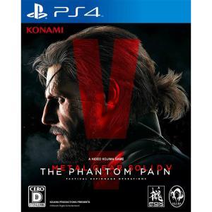 『中古即納』{PS4}METAL GEAR SOLID V: THE PHANTOM PAIN(メタ...