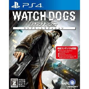 ■タイトル:ウォッチドッグス(Watch Dogs) コンプリートエディション ■機種:プレイステー...