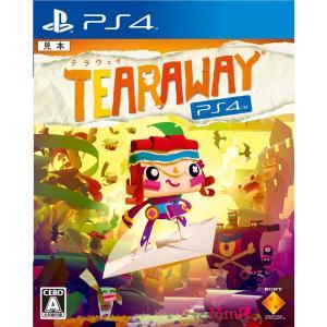 『中古即納』{PS4}Tearaway PlayStatio...