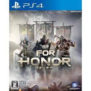 『中古即納』{PS4}For Honor(フォーオナー)(20170216)