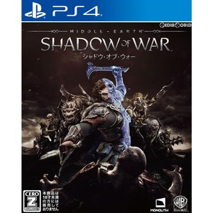 特価⇒『新品即納』{PS4}シャドウ・オブ・ウォー(Shadow of War)(20171012)|mediaworld-plus