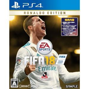 『新品即納』{PS4}FIFA 18 RONALDO EDITION(ロナウドエディション/限定版)(20170926)|mediaworld-plus