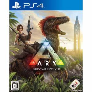 特価⇒『新品即納』{PS4}特典付(序盤サバイバルガイド) ARK: Survival Evolved(アーク: サバイバルエボルブド)(20171026)|mediaworld-plus