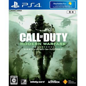 特価⇒『新品即納』{PS4}コール オブ デューティ モダン・ウォーフェア リマスタード(Call of Duty: Modern Warfare Remastered)(20170727) mediaworld-plus