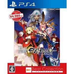 『中古即納』{PS4}Fate/EXTELLA(フェイト/エクステラ) Best Collection(PLJM-16111)(20180111)|mediaworld-plus