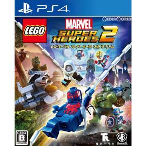 『予約前日発送』{PS4}レゴ® マーベル スーパー・ヒーローズ2 ザ・ゲーム(LEGO Marvel Super Heroes 2)(20180201)|mediaworld-plus