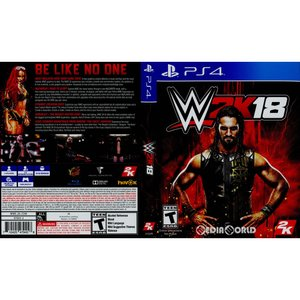 『中古即納』{PS4}WWE 2K18(北米版)(2102815)(20171017) mediaworld-plus