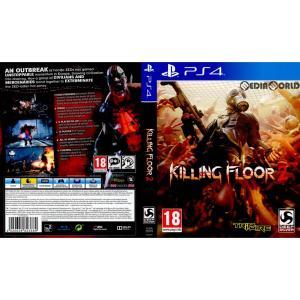 『中古即納』{PS4}Killing Floor 2(キリングフロア2)(EU版)(CUSA-05179)(20161116) mediaworld-plus