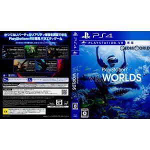 ■タイトル:(本体同梱ソフト単品)PlayStation VR WORLDS(プレイステーション V...