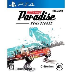 『予約前日発送』{PS4}Burnout Paradise Remastered(バーンアウト パラダイス リマスター)(20180316)|mediaworld-plus