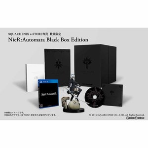 『中古即納』{PS4}e-STORE限定 NieR:Automata Black Box Editi...
