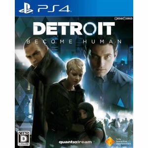 特価⇒『新品即納』{PS4}Detroit: Become Human(デトロイト: ビカム ヒューマン) 通常版(20180525) mediaworld-plus