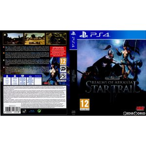 『中古即納』{PS4}Realms of Arkania: Star Trail(EU版)(CUSA-02744)(20170515)|mediaworld-plus