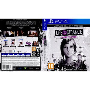『中古即納』{PS4}Life Is Strange: Before the Storm(ライフ イ...
