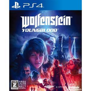 特価⇒『新品即納』{PS4}ウルフェンシュタイン: ヤングブラッド(Wolfenstein: Youngblood)(20190808)|mediaworld-plus