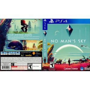 『中古即納』{PS4}No Man's Sky(ノーマンズスカイ)(北米版)(3000934)(20160809)|mediaworld-plus