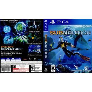 『中古即納』{PS4}Subnautica(サブノーティカ)(北米版)(2104375)(20181...