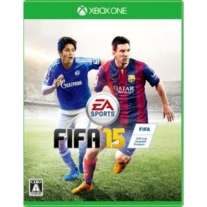 『中古即納』{XboxOne}FIFA 15 通常版(20141009)|mediaworld-plus
