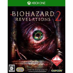 『中古即納』{XboxOne}バイオハザード リべレーションズ2(BIOHAZARD REVELATIONS 2)(20150319)|mediaworld-plus