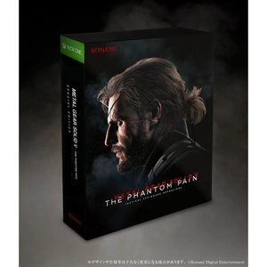『中古即納』{XboxOne}METAL GEAR SOLID V: THE PHANTOM PAIN(メタルギアソリッド5 ファントムペイン) SPECIAL EDITION 限定版(20150902)|mediaworld-plus