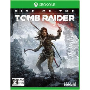 『中古即納』{XboxOne}Rise of the Tomb Raider(ライズ オブ ザ トゥームレイダー)(20151112)|mediaworld-plus