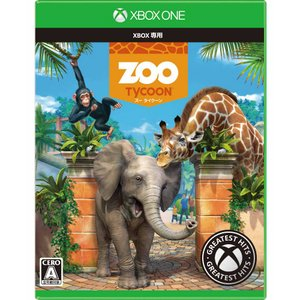 『中古即納』{XboxOne}Zoo Tycoon Greatest Hits(ズータイクーン グレイテストヒッツ)(U7X-00052)(20160225)|mediaworld-plus