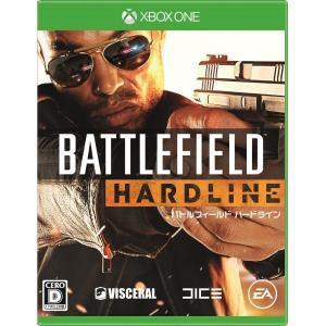 『中古即納』{XboxOne}バトルフィールド ハードライン(BATTLEFIELD HARDLINE) 価格改定版(JES1-00435)(20160421)|mediaworld-plus