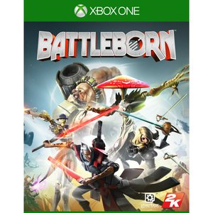 『中古即納』{XboxOne}バトルボーン(Battleborn)(20160519)|mediaworld-plus