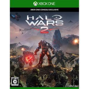 『中古即納』{XboxOne}Halo Wars 2(ヘイローウォーズ2) 通常版(20170223)|mediaworld-plus