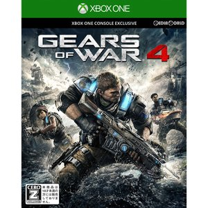 『中古即納』{XboxOne}Gears of War 4(ギアーズ・オブ・ウォー4)(20170525)|mediaworld-plus