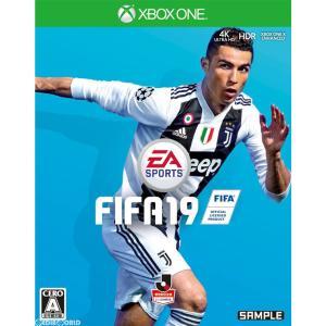 『中古即納』{XboxOne}FIFA 19 Standard Edition(スタンダードエディション) 通常版(20180928)|mediaworld-plus