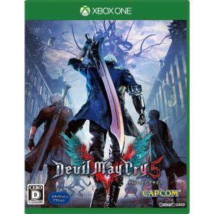 『中古即納』{XboxOne}デビル メイ クライ 5(Devil May Cry 5)(20190308)|mediaworld-plus