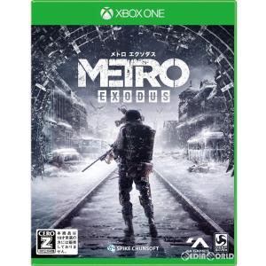 『中古即納』{XboxOne}メトロ エクソダス(Metro Exodus)(20190215)|mediaworld-plus