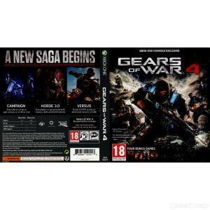 『中古即納』{XboxOne}Gears of War 4(ギアーズ・オブ・ウォー4)(EU版)(4V9-00011)(20161011)|mediaworld-plus