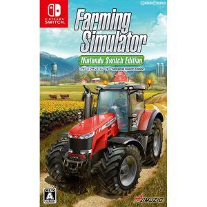 『予約前日発送』{Switch}早期購入特典付(ぷにぷに牛ちゃんマスコット) ファーミングシミュレーター(Farming Simulator) Nintendo Switch Edition(20171214)|mediaworld-plus