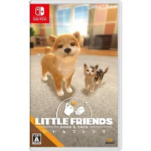 『新品』『お取り寄せ』{Switch}LITTLE FRIENDS(リトルフレンズ) -DOGS &...