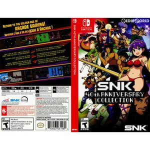 『中古即納』{Switch}SNK 40th Anniversary Collection(SNK ...