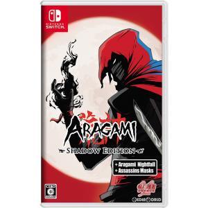 『中古即納』{Switch}Aragami: Shadow Edition(アラガミ シャドウエディション)(20190801)|mediaworld-plus