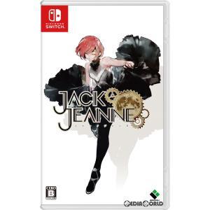 『予約前日発送』{Switch}ジャックジャンヌ(JACKJEANNE) 通常版(20200805)