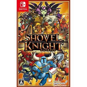 『新品』『お取り寄せ』{Switch}ショベルナイト(Shovel Knight)(20200402...