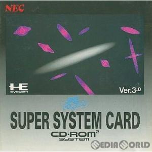 『中古即納』{ACC}{PCE}スーパーシステムカード(Ver 3.0)(PCE用) NECホームエレクトロニクス(PI-SC1)(19911025)|mediaworld-plus