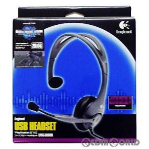 『中古即納』{ACC}{PS2}PlayStation2用 USBヘッドセット ソニーライセンス商品 ロジクール(LPAC-50000)(20050512)|mediaworld-plus