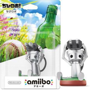『中古即納』{ACC}{Wii}amiibo(アミーボ) ちびロボ(ちびロボ!シリーズ) 任天堂(N...