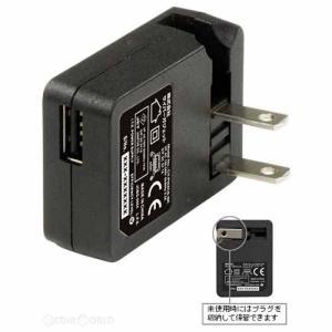 『予約前日発送』{OPT}CYBER・USB ACアダプター(ニンテンドークラシックミニ ファミコン用) サイバーガジェット(CY-MFCUSAC-BK)(2016年12月中旬)