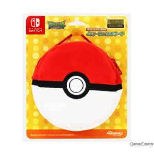 特価⇒『新品即納』{ACC}{Switch}Nintendo Switch Joy-Con専用ポーチ(スイッチジョイコン専用ポーチ) モンスターボール マックスゲームズ(HACJ-01MB)(20180622) mediaworld-plus