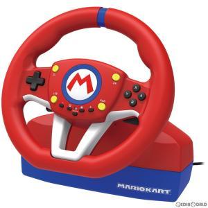 『新品』『お取り寄せ』{ACC}{Switch}マリオカートレーシングホイール for Nintendo Switch(ニンテンドースイッチ) 任天堂ライセンス商品 HORI(NSW-204) mediaworld-plus