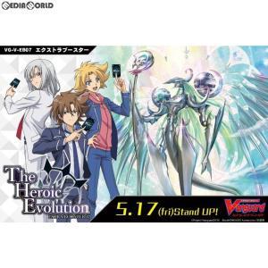 『新品即納』{BOX}{TCG}カードファイト!! ヴァンガード エクストラブースター第7弾 The Heroic Evolution(ザ ヒロイック エボリューション)(VG-V-EB07)(12P)|mediaworld-plus