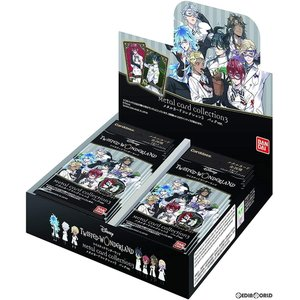 『予約前日発送』{BOX}{TCG}ディズニー ツイステッドワンダーランド メタルカードコレクション3 パックver.(20パック)(2020年12月中旬)|mediaworld-plus