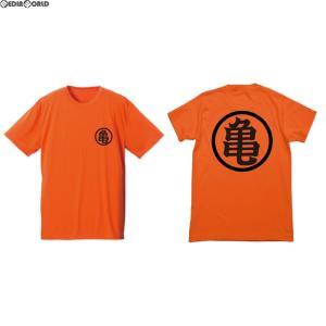 『新品即納』{CHG}ドラゴンボールZ 亀仙流ドライTシャツ/ORANGE-XL コスパ(20170913)|mediaworld-plus