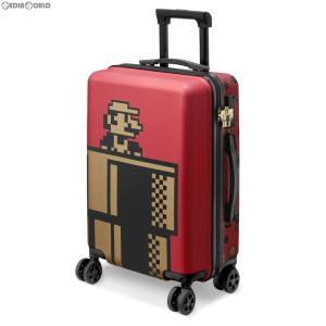 『予約安心発送』{CHG}スーパーマリオ トラベル スーツケース(ワインレッド)(NSL-0072) 任天堂販売(20190726)|mediaworld-plus